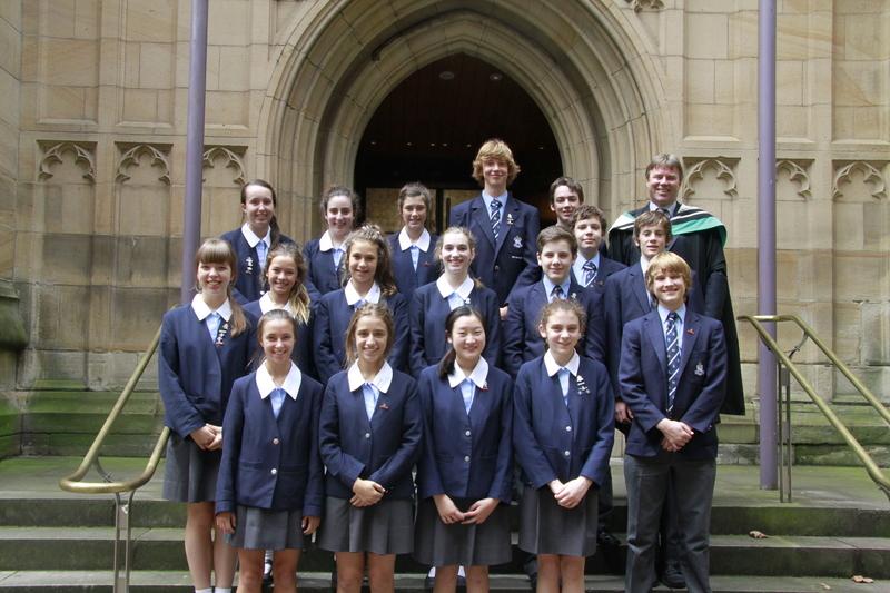Salisbury cathedral school uniform