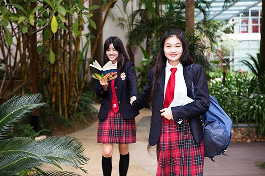 珠海德威国际高中
