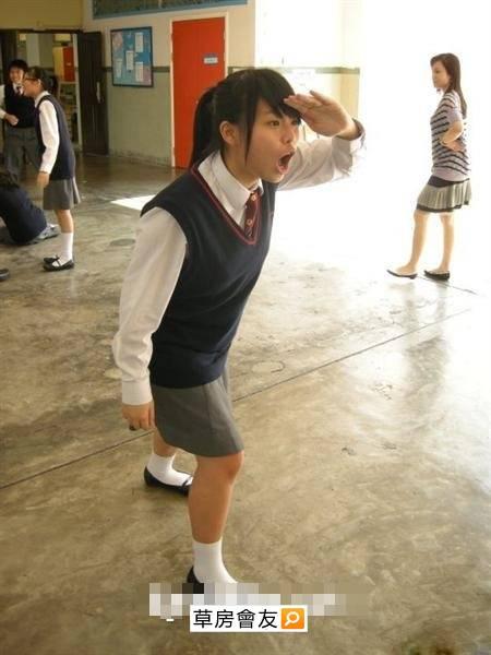 香港中國婦女會中學