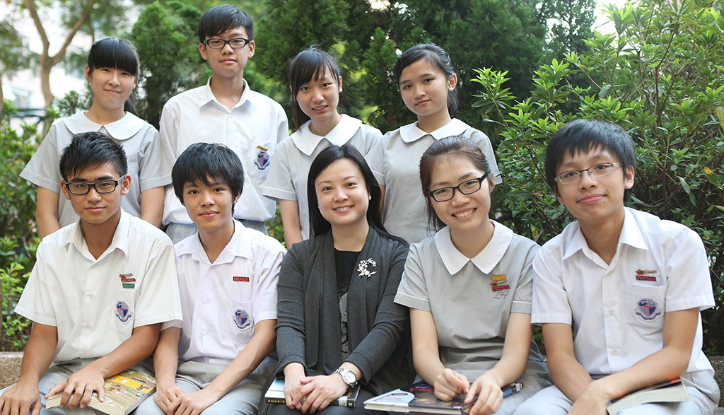 聖公會李福慶中學