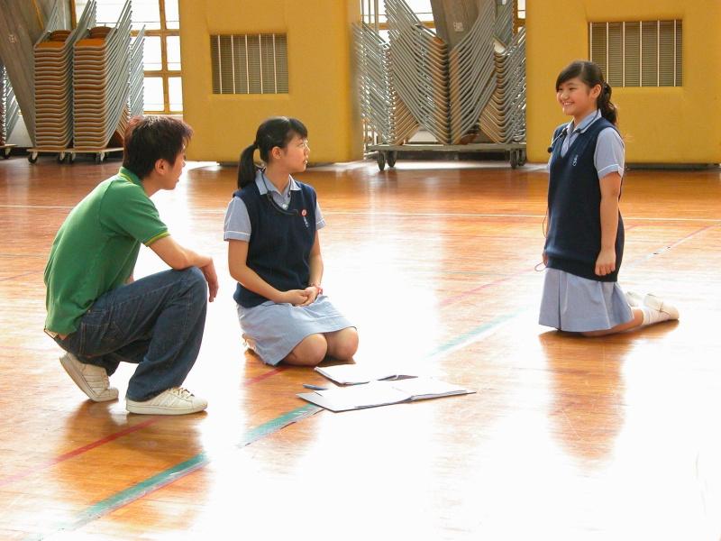 戲劇訓練 200605
