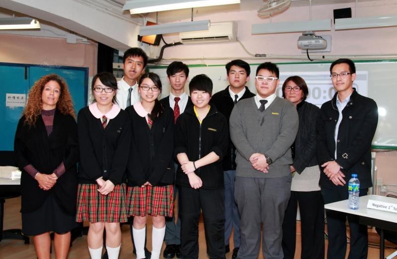 香港神託會培敦中學