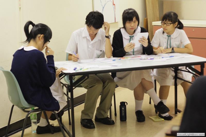 沙田培英中學