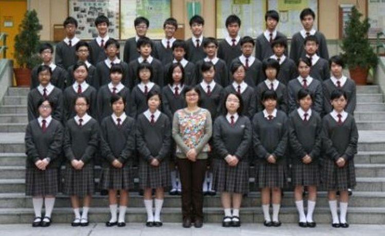 2009-2010 中三乙班 (初中生)