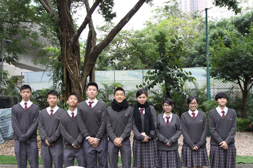 聖公會林裘謀中學