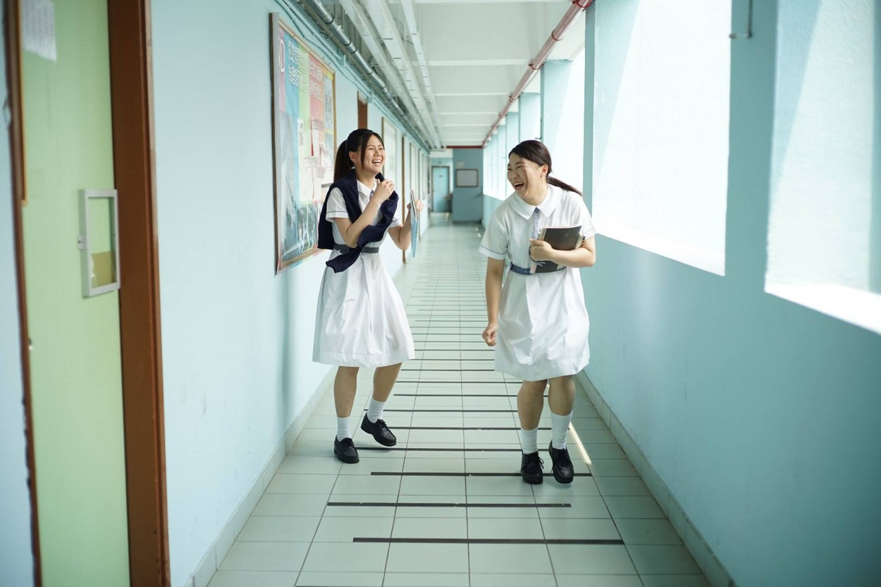 【Hong Kong School Uniform Vol.9】School Life