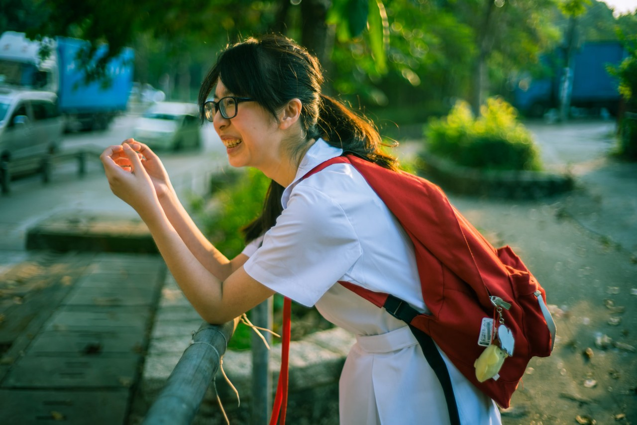 【Hong Kong School Uniform Vol.19】YOUR SMILE