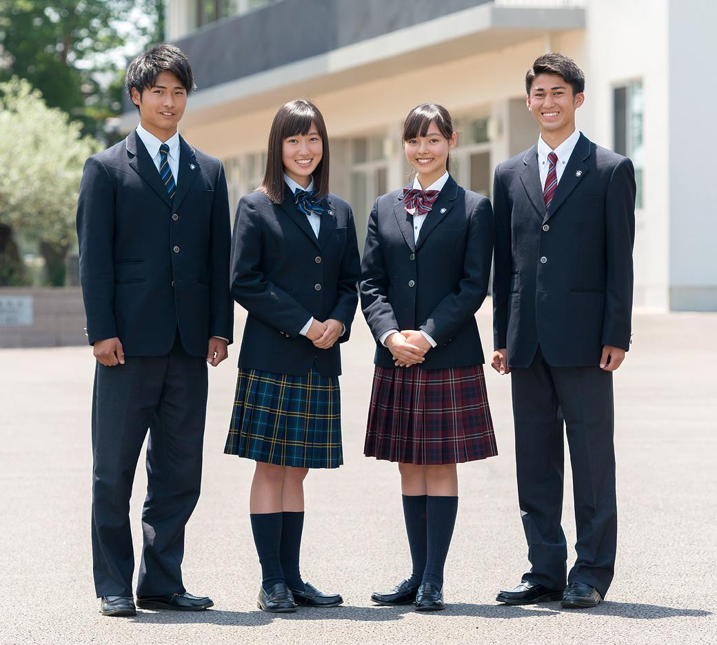 日本体育大学柏高等学校介紹| Uniform Map 制服地圖