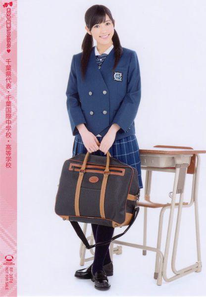 原千葉國際高校制服 28952