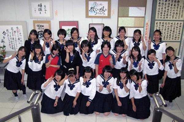 佼成学園女子中学高等学校 (高校)(佼成學園女子中學高學学校 (高校)) 相簿