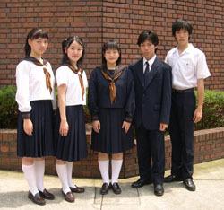 29523 関東国際高等学校| Unifor...