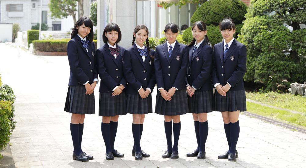 海星 学院 中学校 女子 神戸
