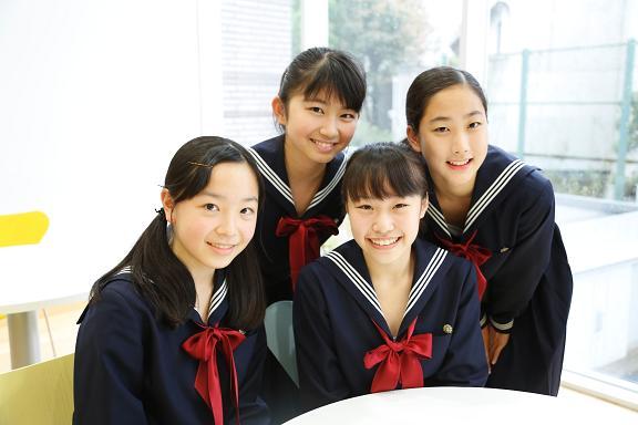 実践女子学園中学校高等学校 (中学) | Uniform Map 制服地圖
