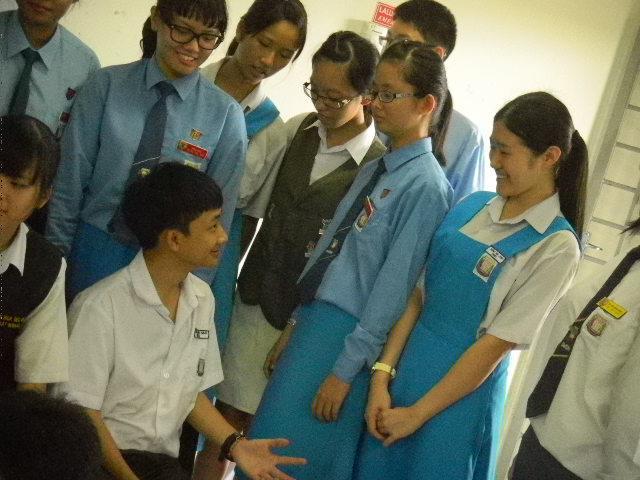 昔加末昔华国民型中学