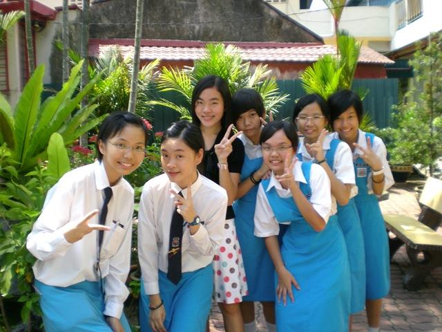 马六甲圣母女子国民型中学