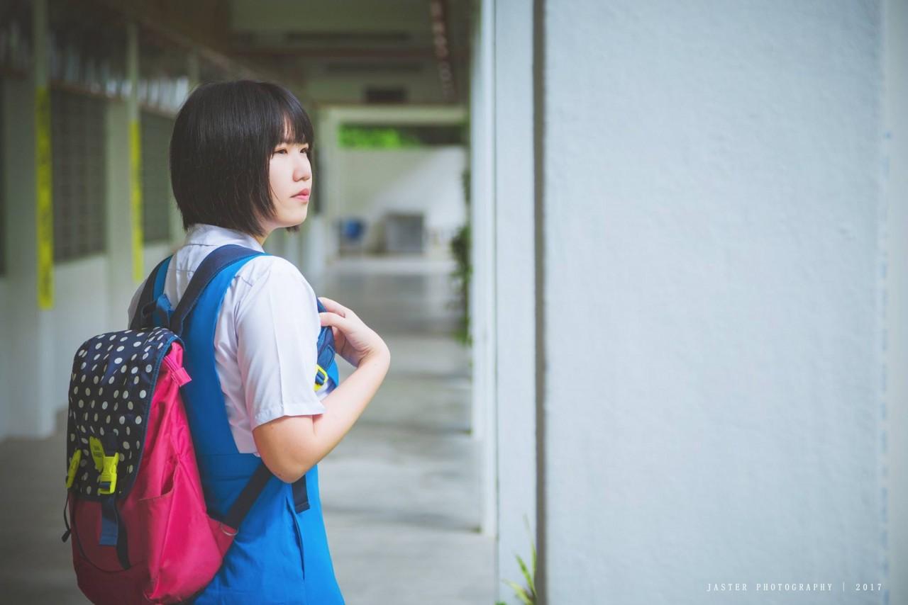 School Girl Theme
