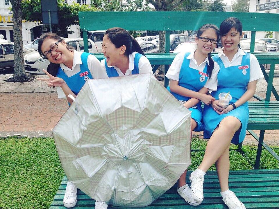 怡保培南国民型中学
