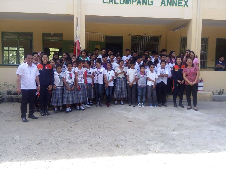 Lumampong National High School