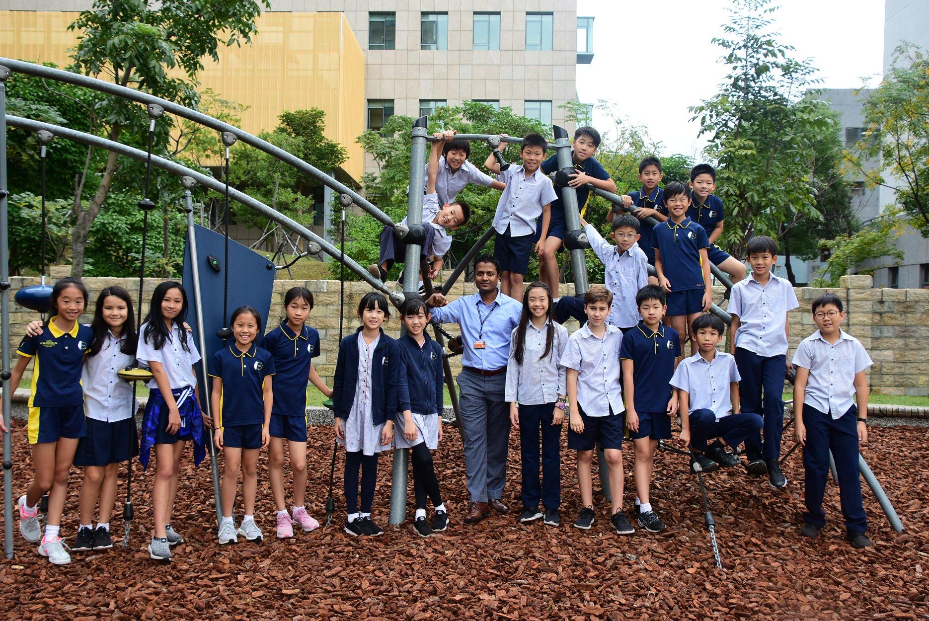 台北歐洲學校(小學部)
