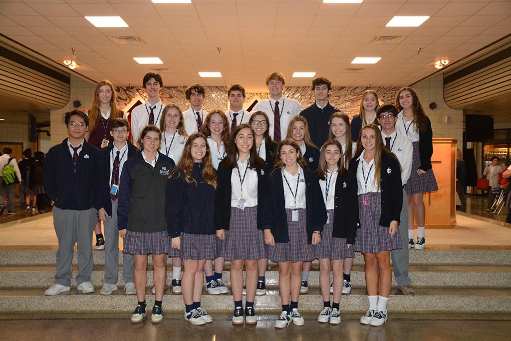 St. Thomas More Catholic High School, Lafayette