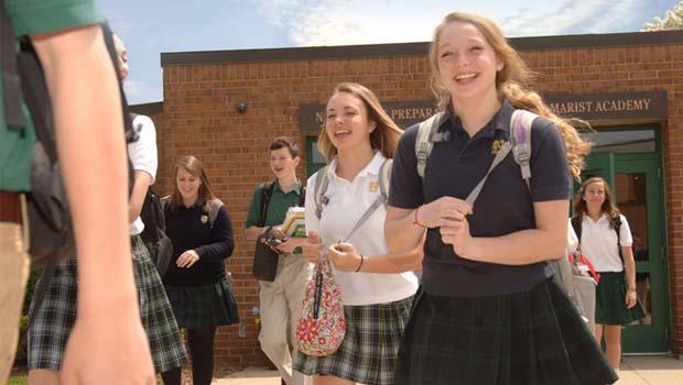 Notre Dame Preparatory School and Marist Academy