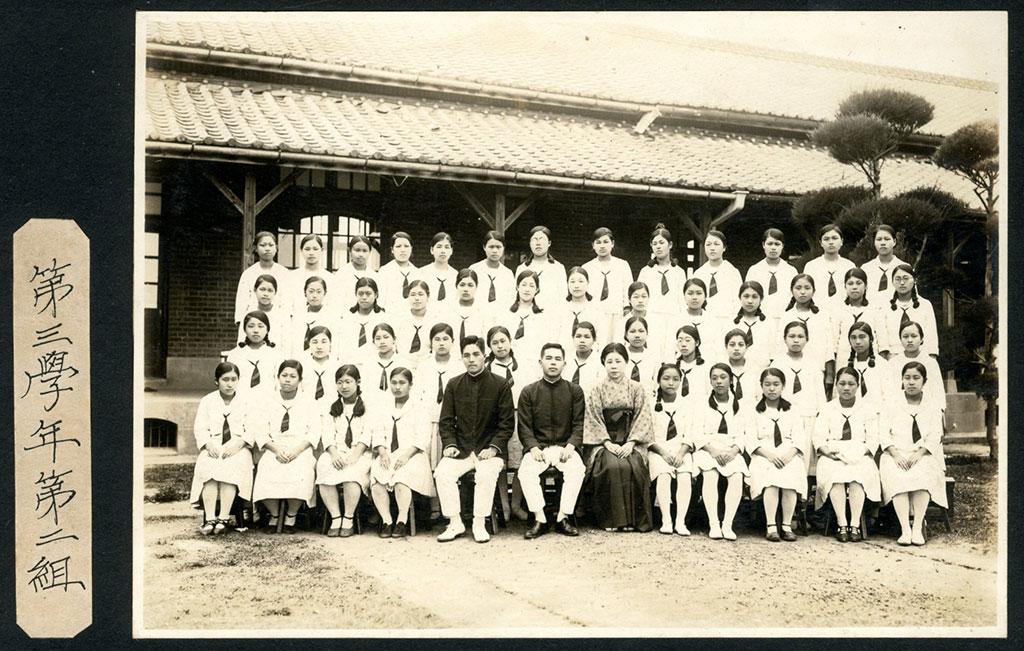 日本昭和時代制服