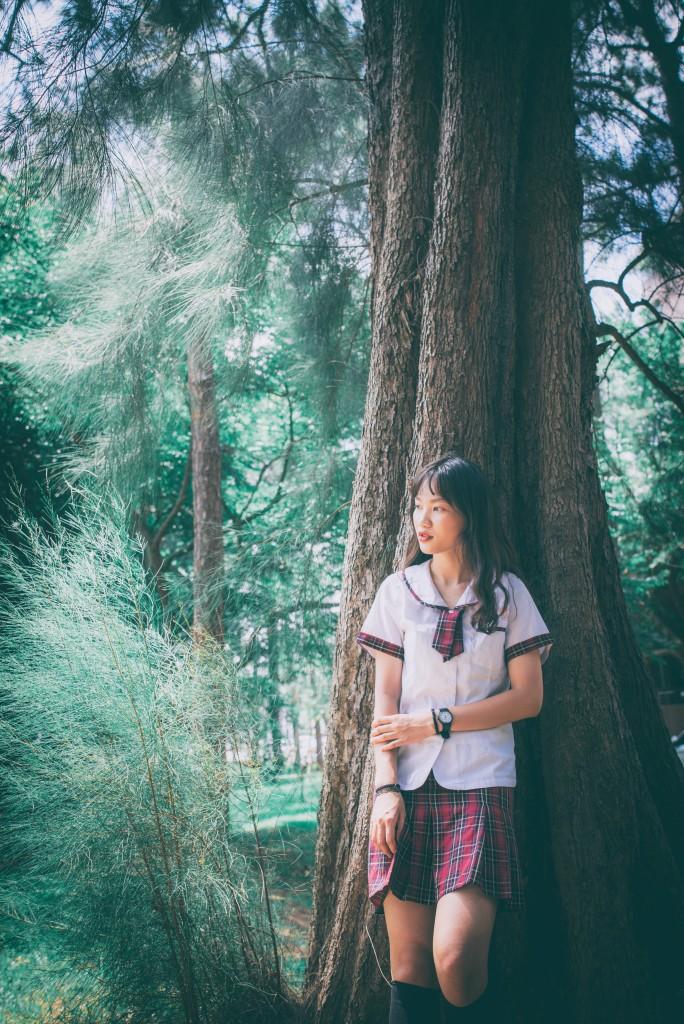 森林系女子 60005