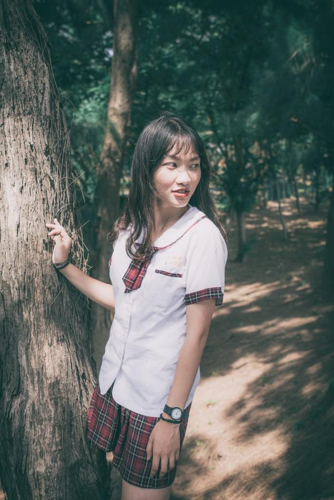 森林系女子 60006
