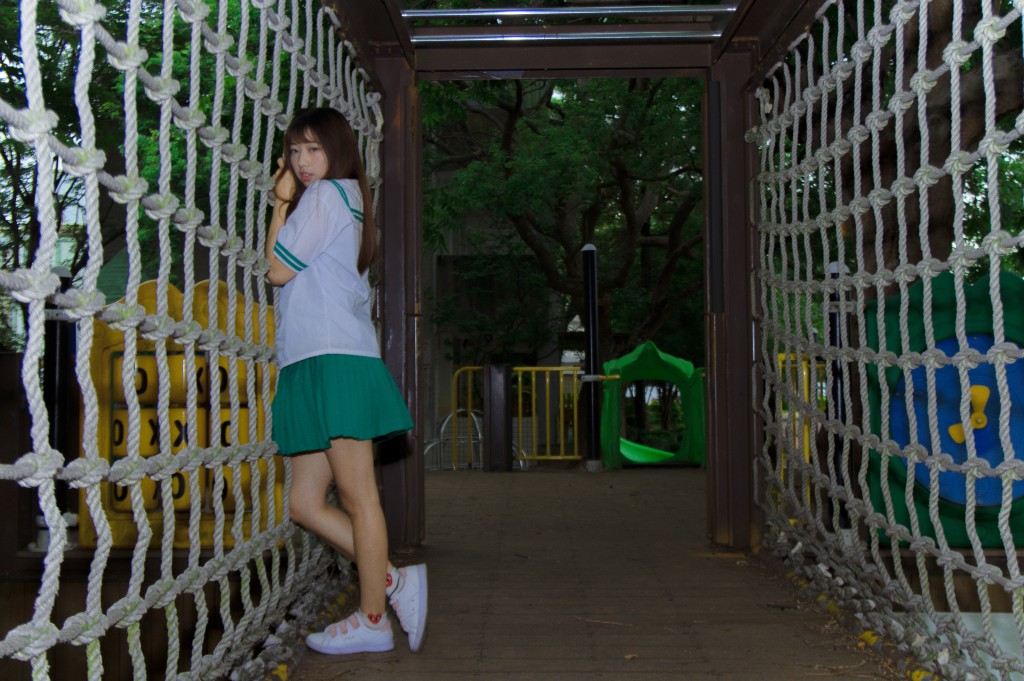 鮮綠水手服 60469