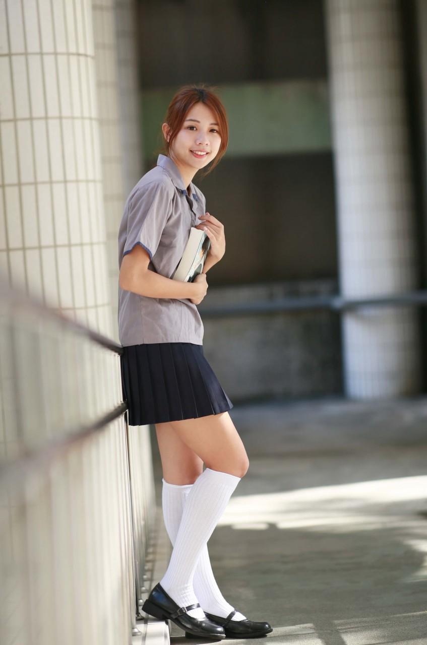 超絶大な人気淡江高中女子校生の生徒会長