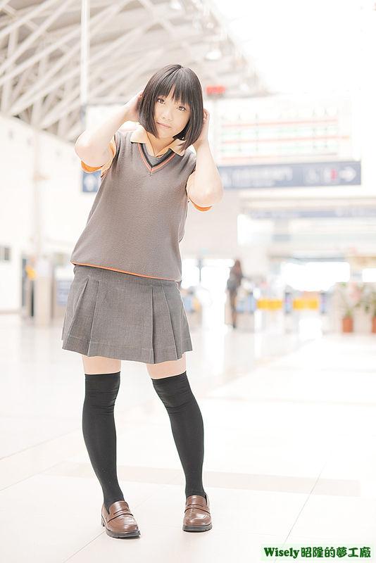 [台中]米子:惠文高中夏季制服 56354