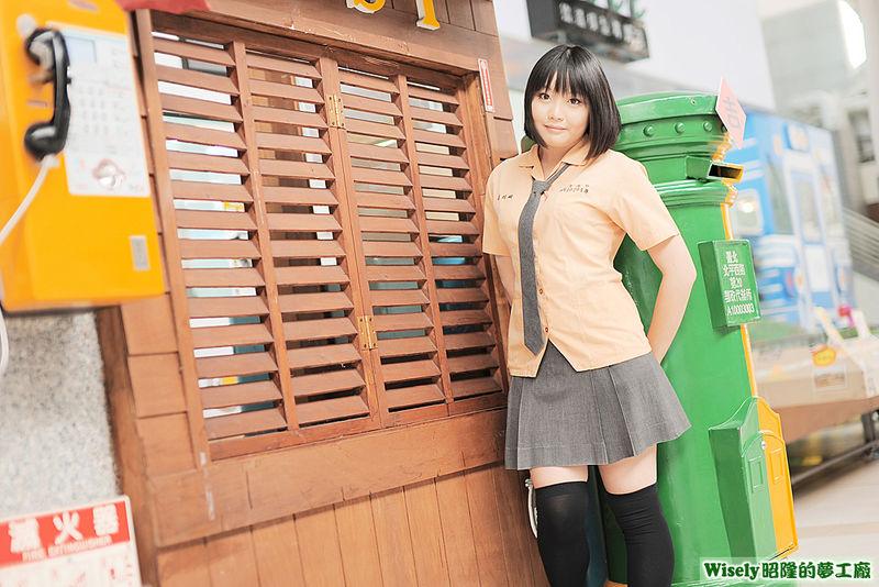 [台中]米子:惠文高中夏季制服 56358