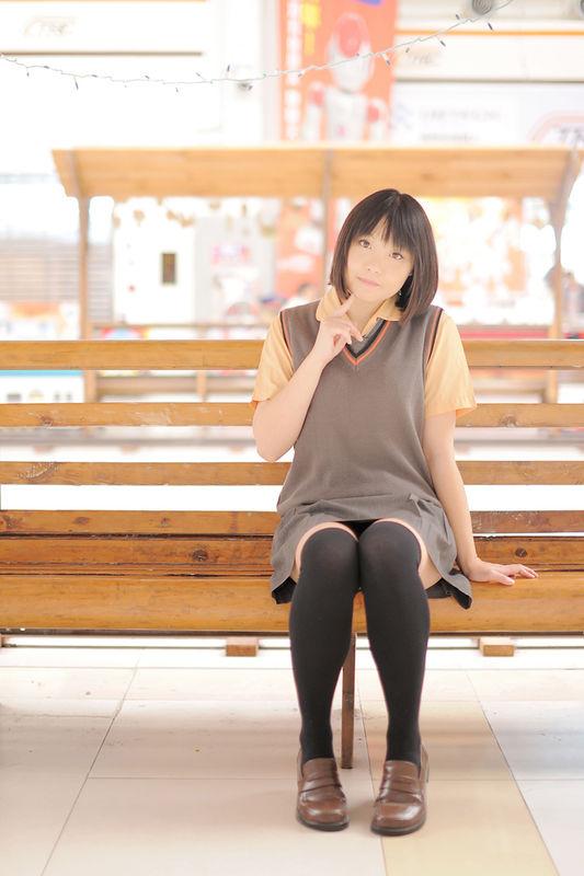 [台中]米子:惠文高中夏季制服 56351