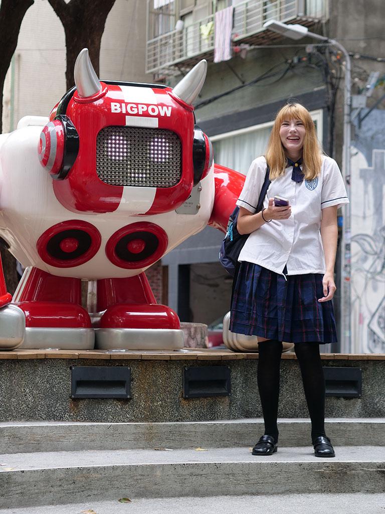 女孩與機器人 59294