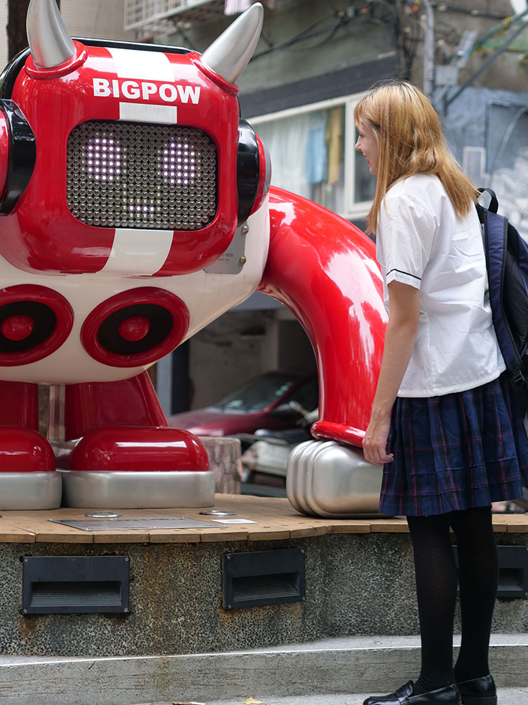 女孩與機器人 59295