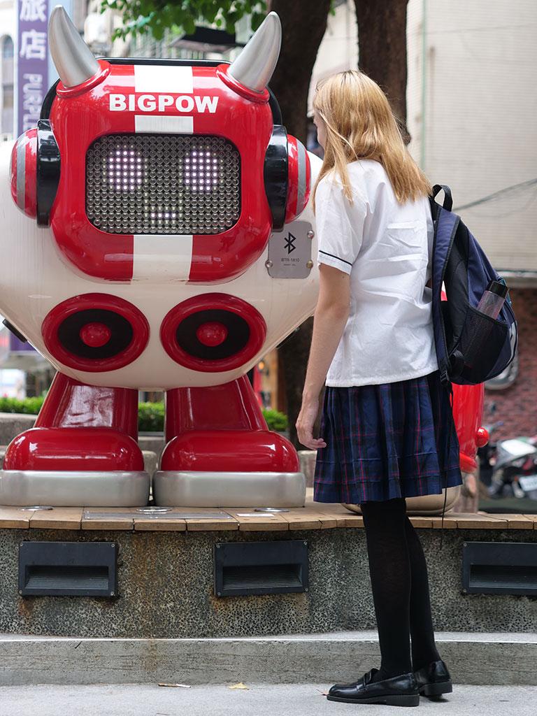 女孩與機器人 59296