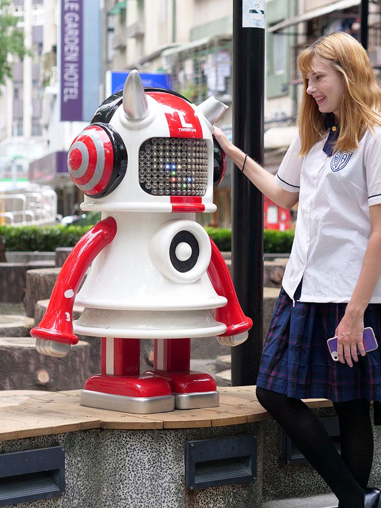 女孩與機器人 59297