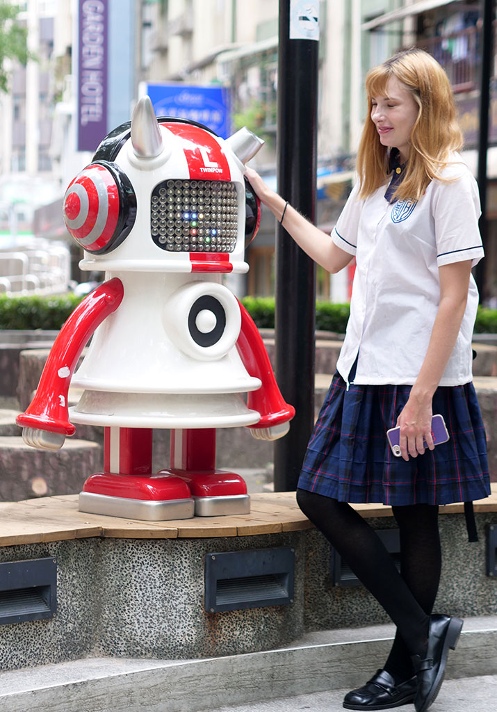 女孩與機器人 59298