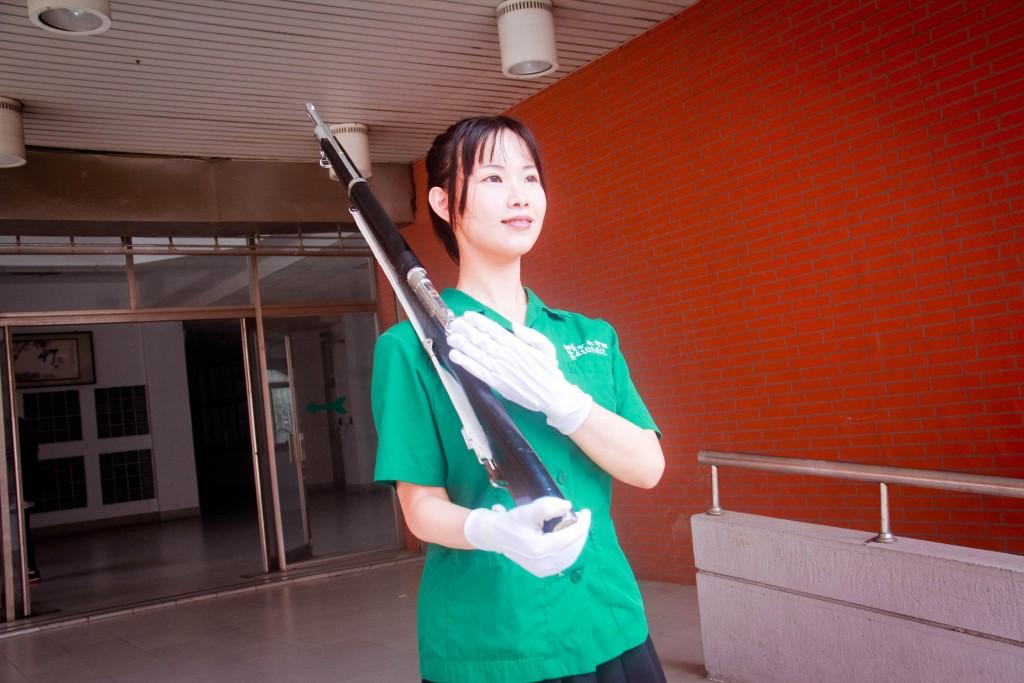 儀隊少女的練習日常 60418