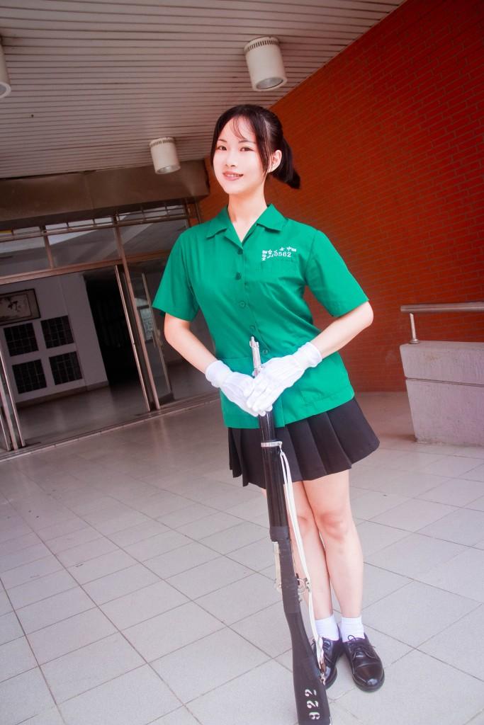 儀隊少女的練習日常 60419