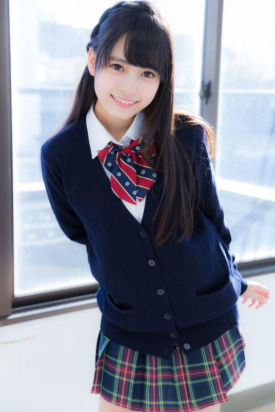 Adolescente japonés porno