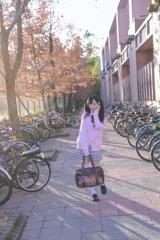 放課後的粉紅女孩