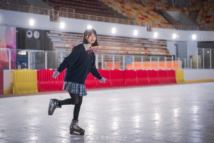 溜冰 JK