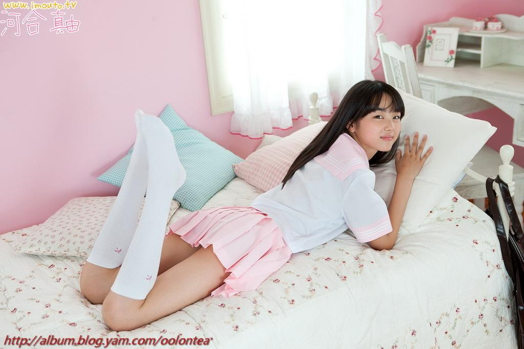 夢幻粉紅少女