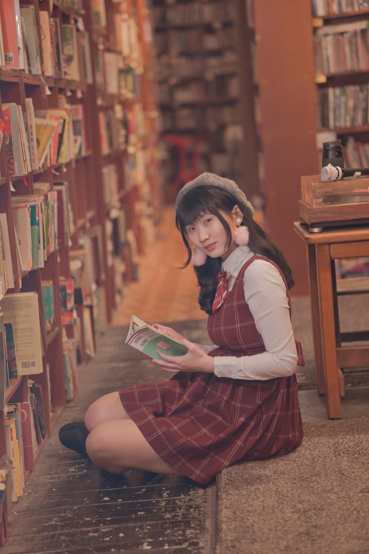 圖書館女孩