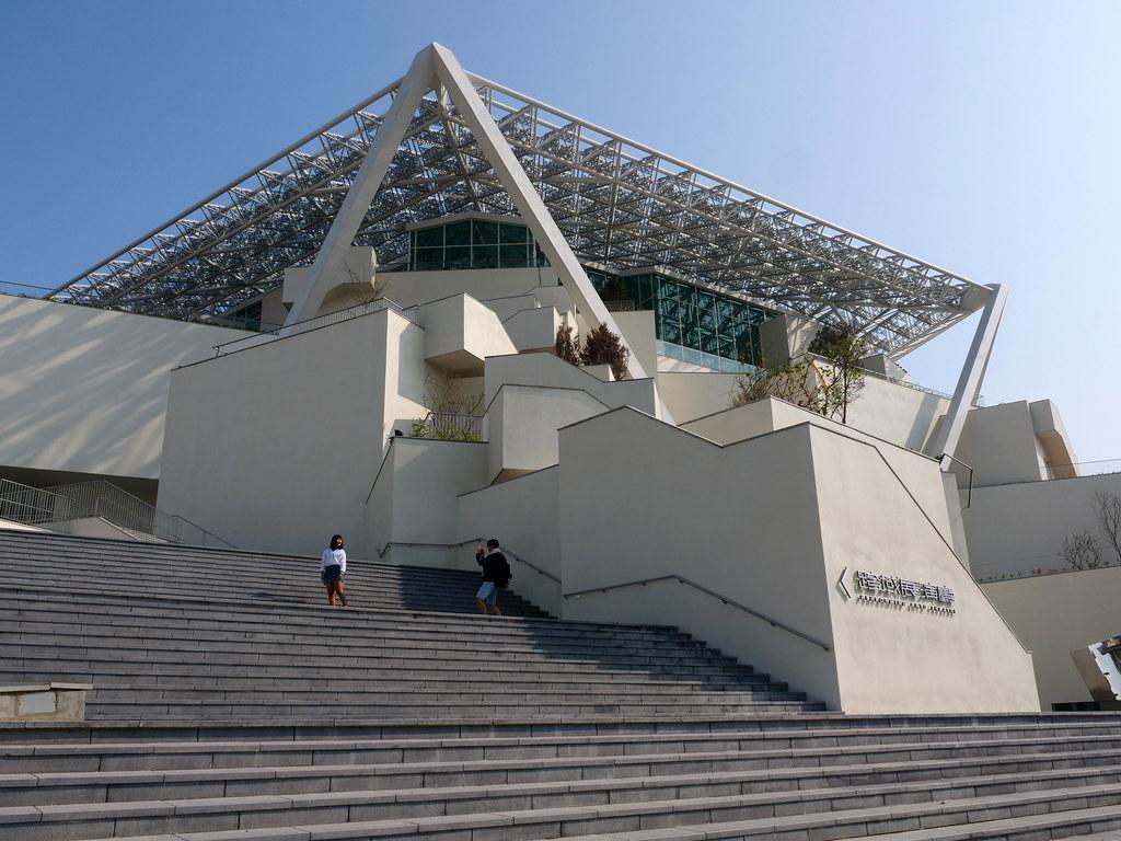 臺南市美術館二館